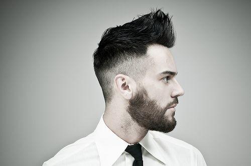 當代Quiff Hair3