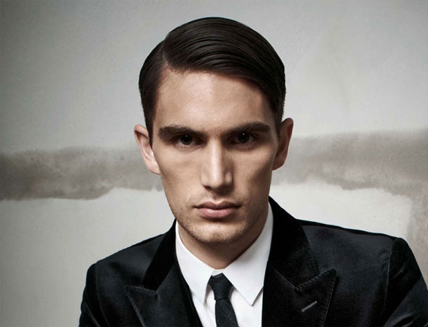 mens-straight-hair-part