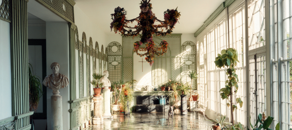 Orangery-Internal