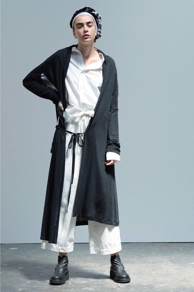 Y's Yohji Yamamoto RTW Spring 2017