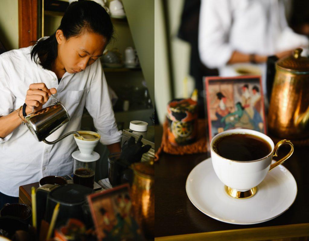 台南咖啡 鬼咖啡