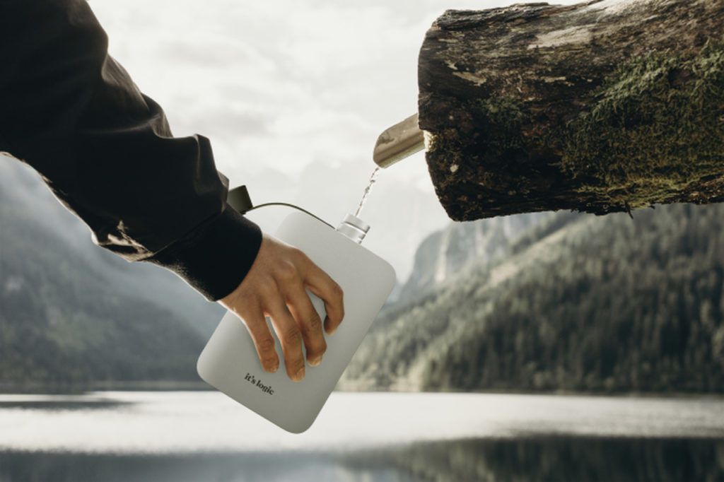 環保 水壺 集資 設計水壺 日常用品