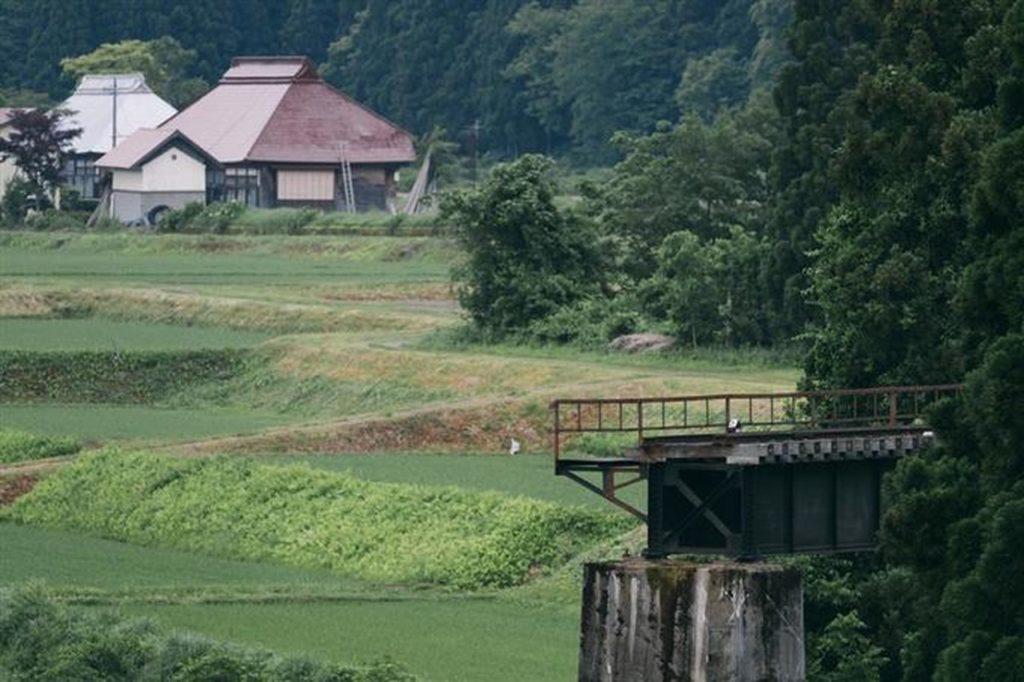 日本福島 只見線 東北鐵道 旅遊