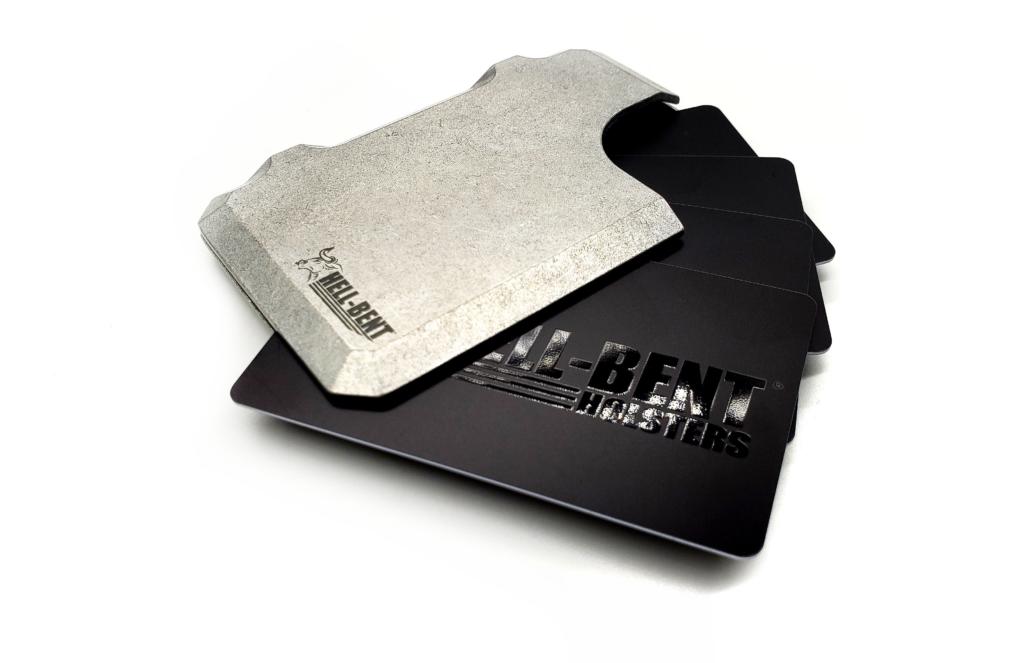 HELL-BENT® 3.0 WALLET MEDIUM | STONEWASH