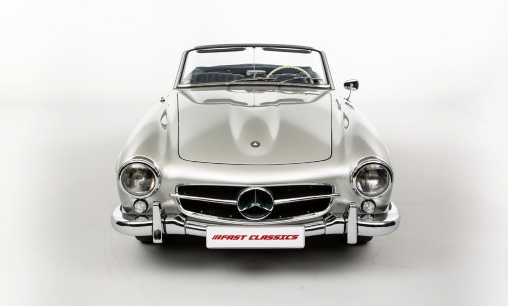 Mercedes 190SL-Everyday Object-04