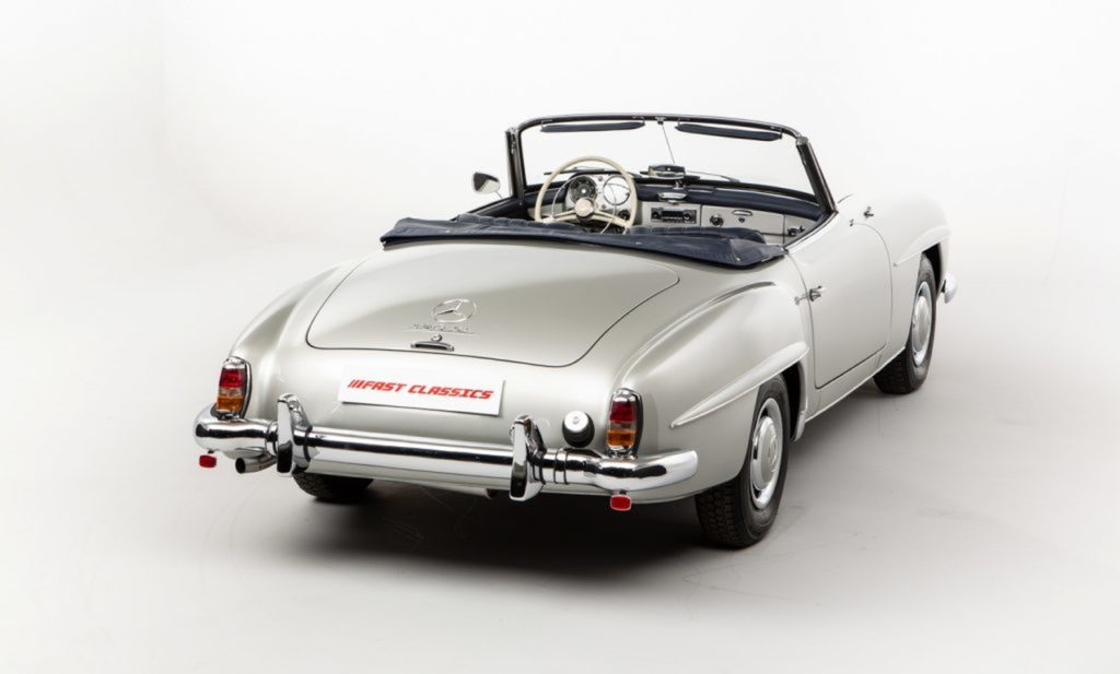Mercedes 190SL-Everyday Object-05