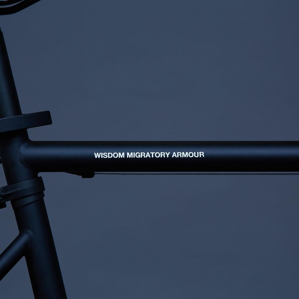 """WISDOM® x tokyobike 19 AW """"CITY RANGER"""""""