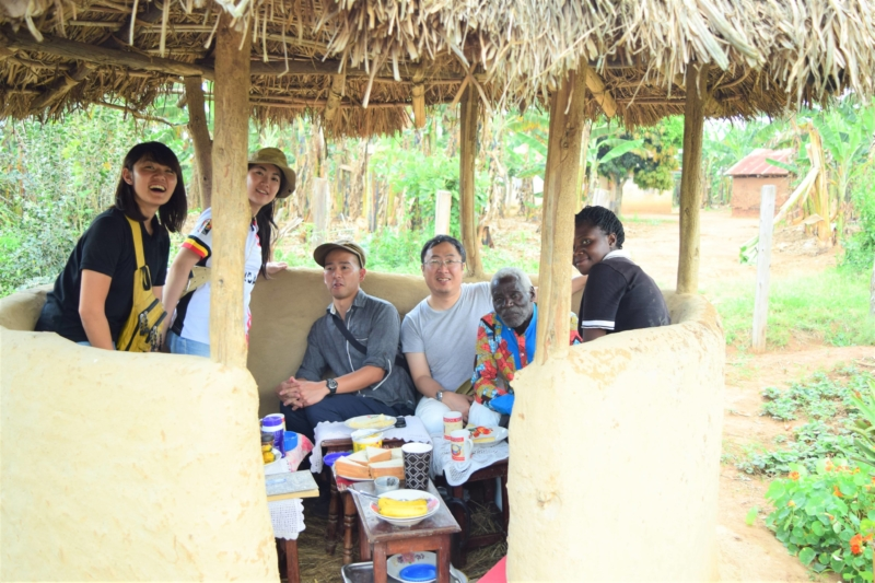 ウガンダ、タンザニアのスタディーツアーに参加して