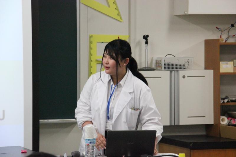 2019年度「たのしい理科実験講座Ⅰ」を開催