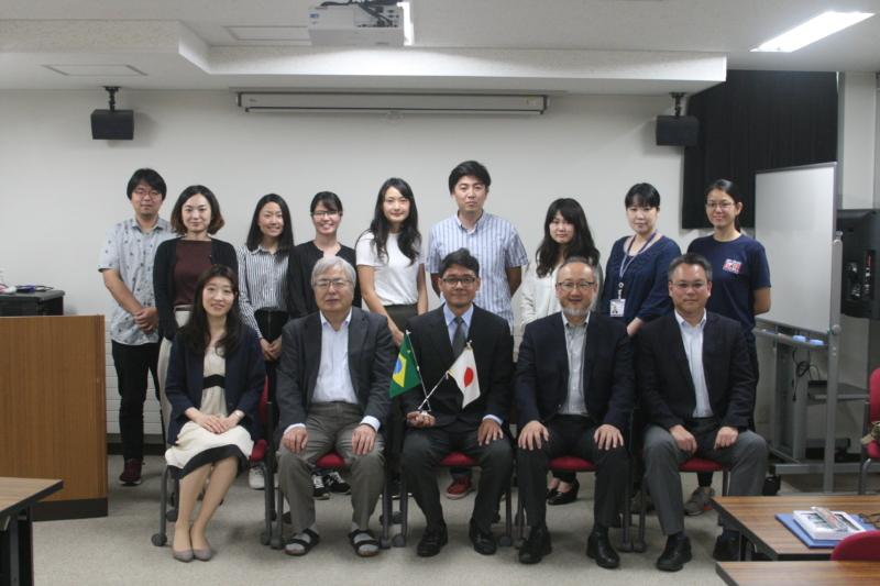 2019年度JICA日系研修員(短期)報告会・閉講式
