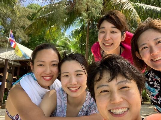 タイ・カセサート大学単位互換プログラム報告書(10月分)