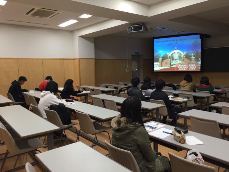 フィンドレー大学留学説明会を開催しました