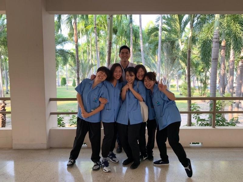 タイ・カセサート大学単位互換プログラム報告書(11月分)