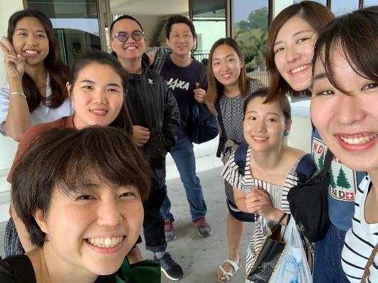 タイ・カセサート大学獣医学部の単位認定研修プログラム 月次報告書(12月分)