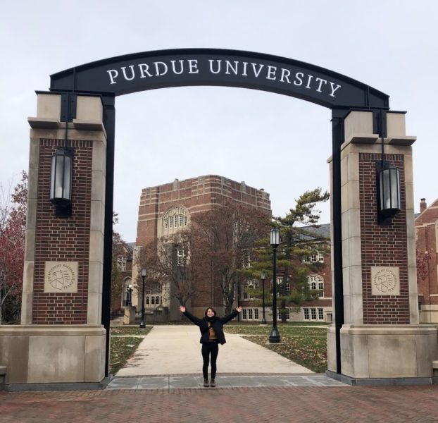 Purdue University 研修報告書