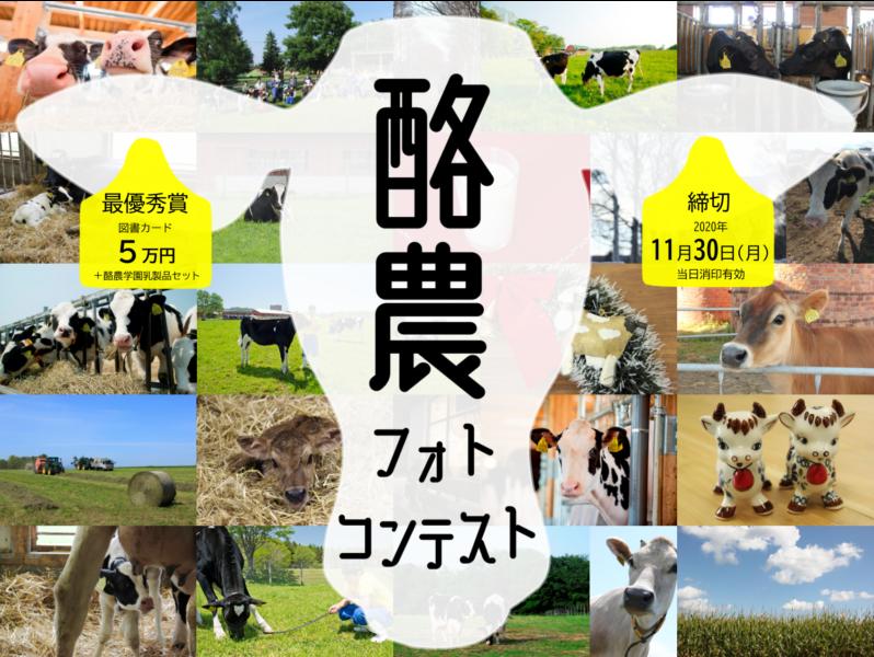 『酪農フォトコンテスト』の開催について