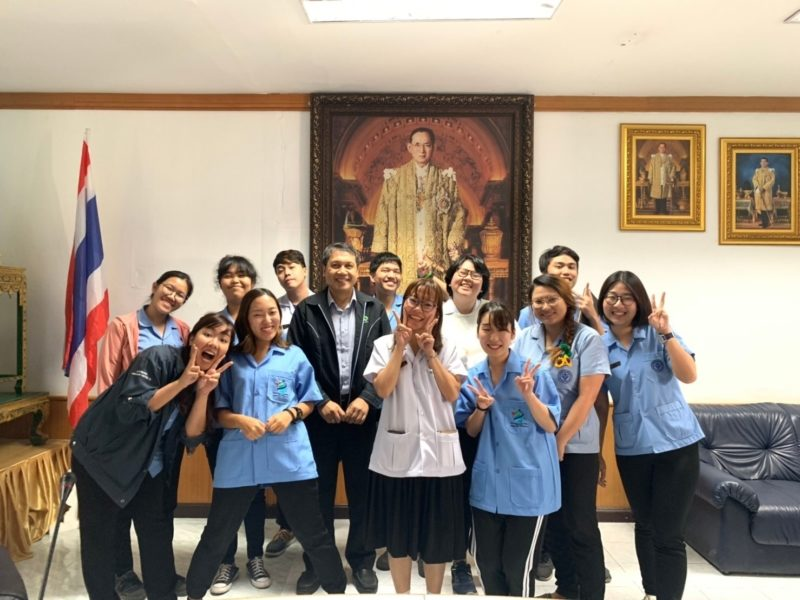 【2021年度タイ・カセサート大学単位互換プログラム】派遣留学生募集開始