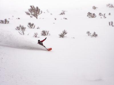 Iwanai Snowboarding 2