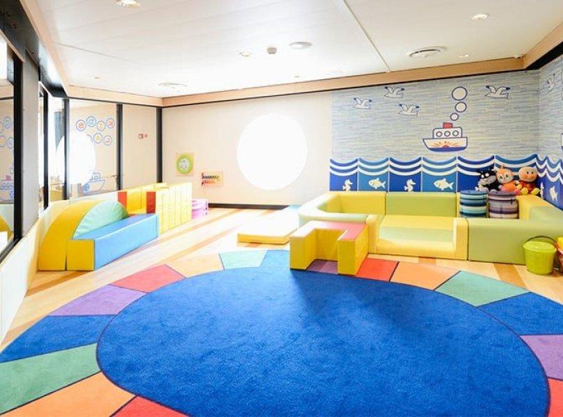 Cruise-Children