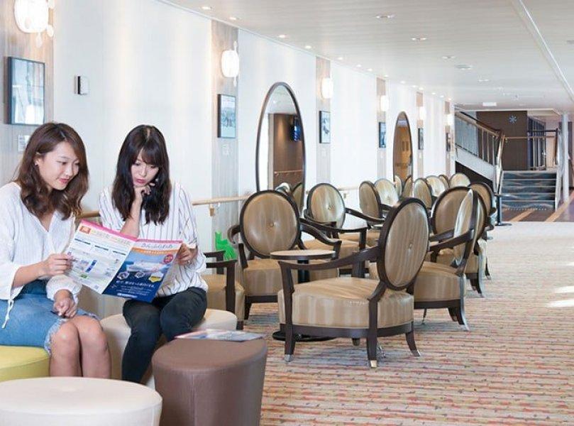 Cruise-Lounge