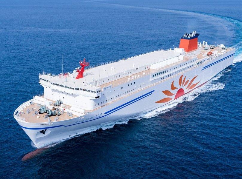 Sunflower Cruise Ship