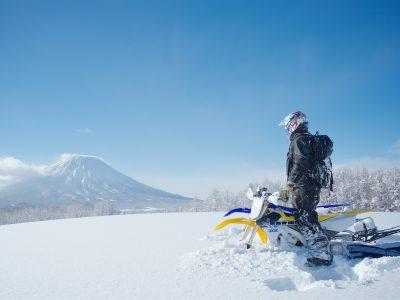 Niseko Snowbike Adventures Yotei