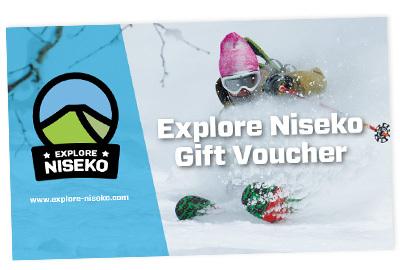 Explore Niseko Gift Vouchers