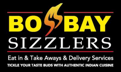 BOMBAY SIZZLERS logo