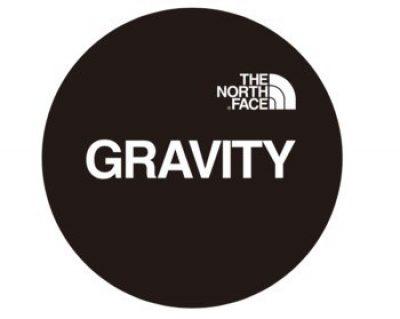 The North Face Gravity Niseko logo