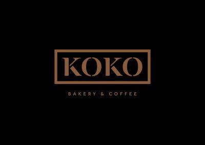 Koko Bakery and Coffee  logo