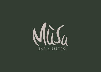 Musu Bar & Bistro  logo