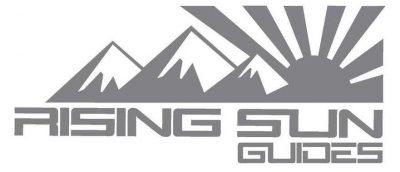 Rising Sun Guides  logo