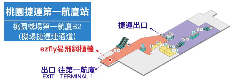 pickup point terminal 1