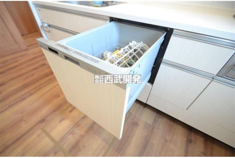 【その他】食器洗浄乾燥機