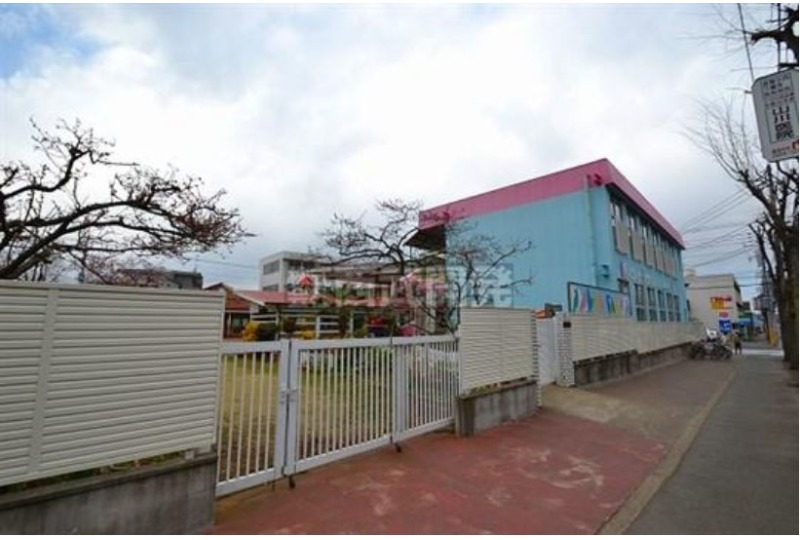 【幼稚園・保育園】小手指幼稚園 約1050m (徒歩14分)