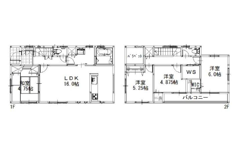 【間取】建物参考価格:1435.5万円