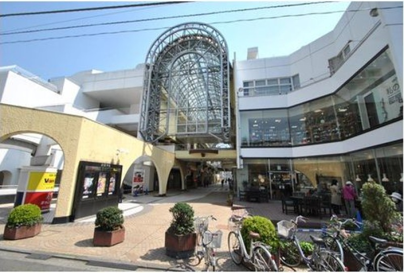 【ショッピングセンター】新所沢パルコ 約1350m (徒歩17分)