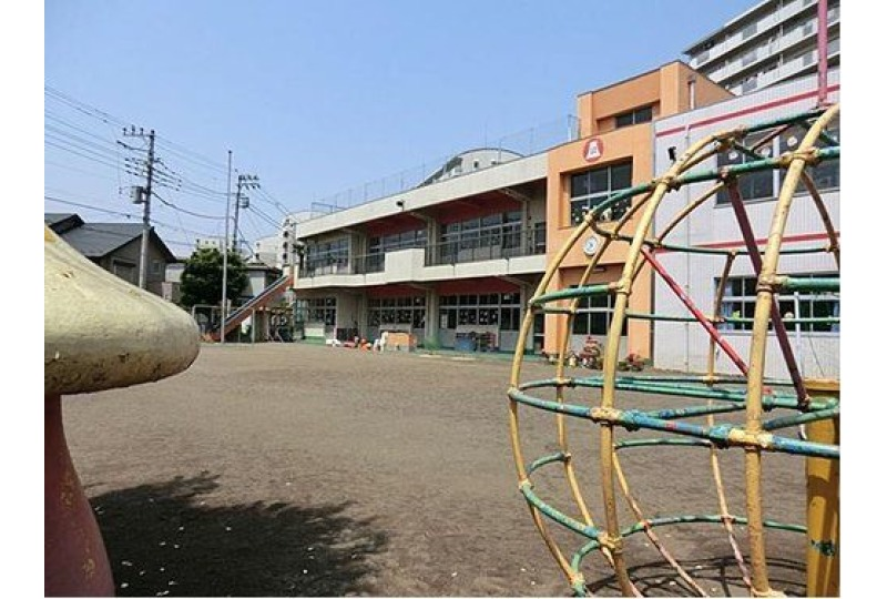 【幼稚園・保育園】新所沢富士幼稚園 約1310m (徒歩17分)