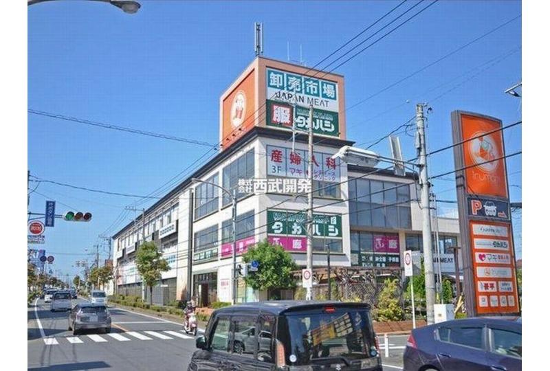 【スーパー】ジャパンミート卸売市場入間店 約441m (徒歩6分)