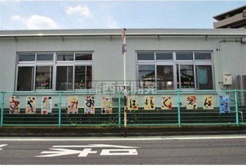 【幼稚園・保育園】さやまが丘保育園 約870m (徒歩11分)