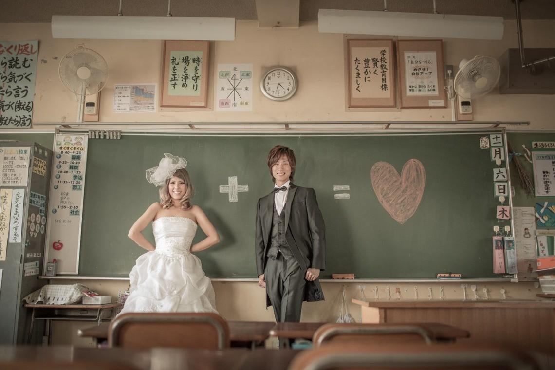 Me + You — Photo by HAYASHI PHOTO STUDIO