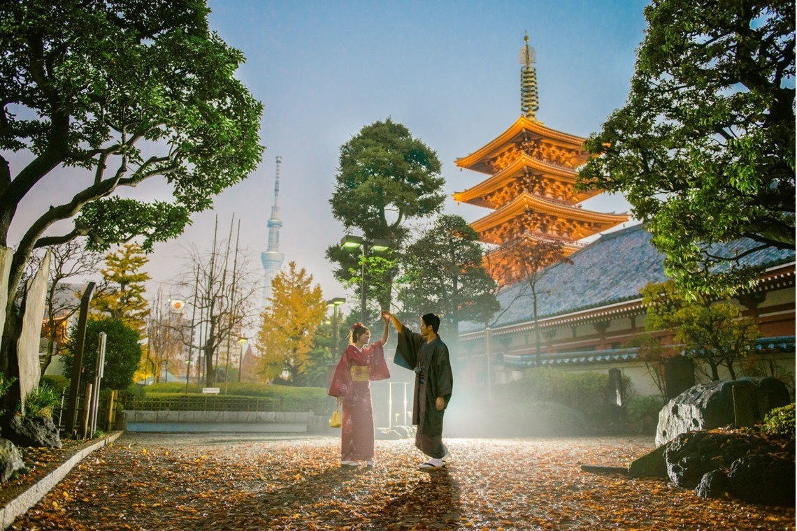 Many popular tourists spots in this photo — Photo by YEWKONG Photography