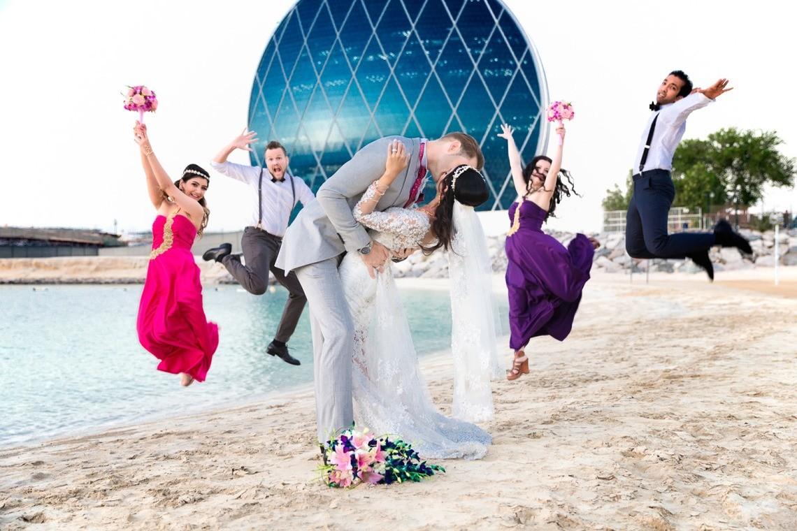 Destination wedding in Dubai — Wedding Photography Dubai