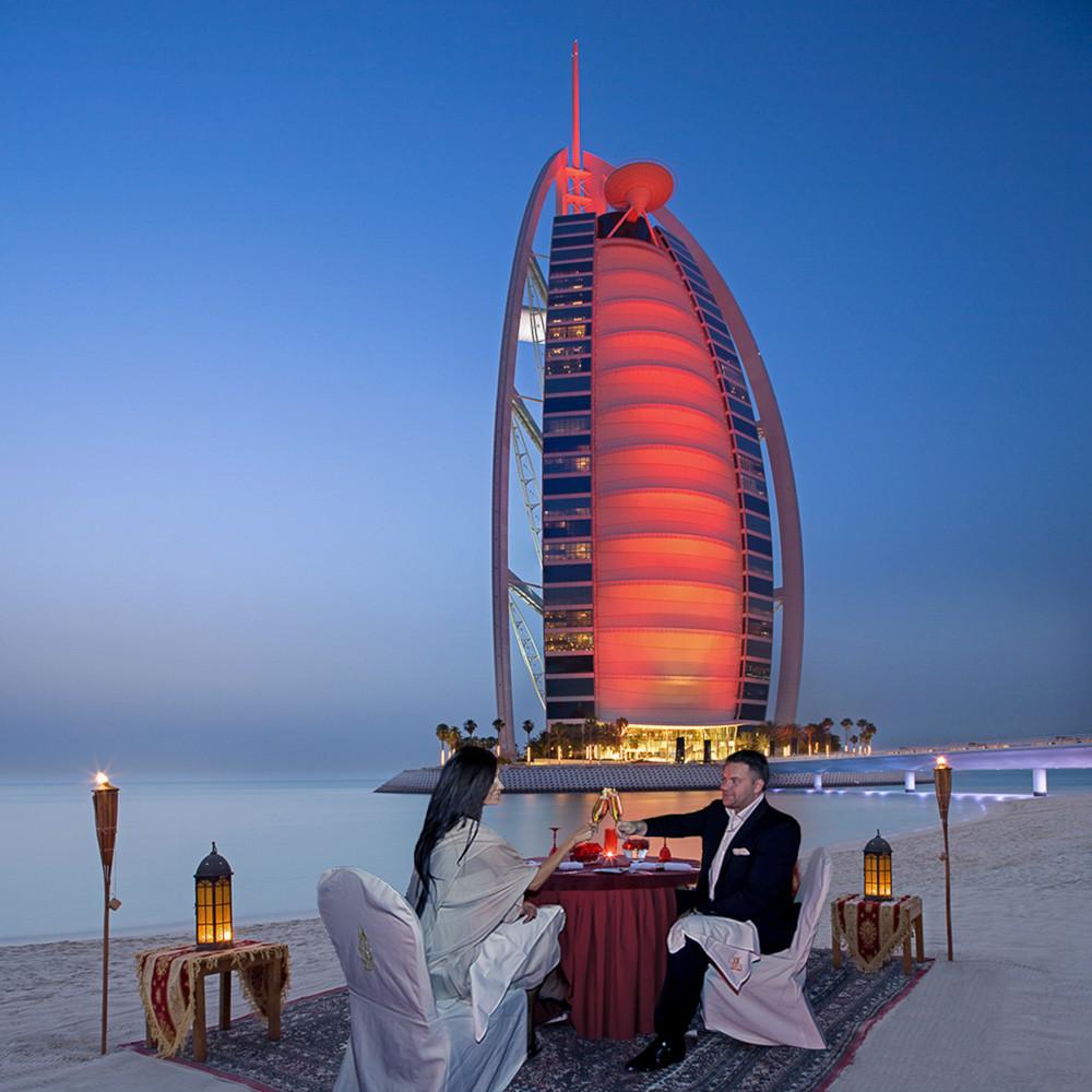Beautiful beach wedding in Dubai! — Wedding Photography Dubai