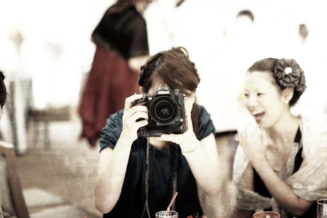 Say cheese! — Photo by Cow.s Sakagami Shingo