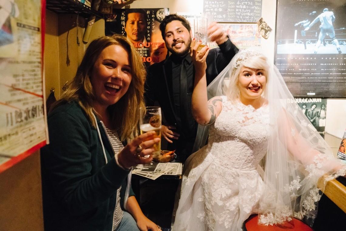 Cheers! — Photo by C PhotoGraphic