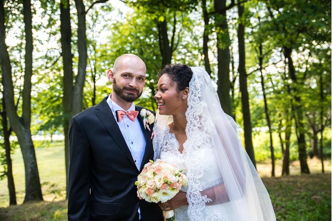 Happy couple! — Photo by Jacek Cichopek