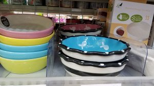 お皿が並んでいる写真 | Fanimal(ファニマル)