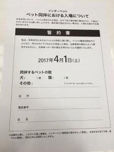 豆柴姉妹ももうなのお出かけコーナー!~インターペット2 | Fanimal(ファニマル)
