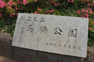 高円寺 馬橋公園